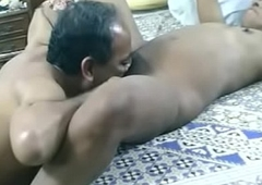 Desi Muted Muff Screwed and girl picked interconnection of