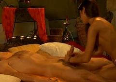 Fellatio From Indian Handsomeness