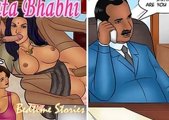 Savita Bhabhi Episode 97 - Nocturnal Stories