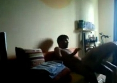 Indian Student Cuaght Fucking By A Close-knit Web camera